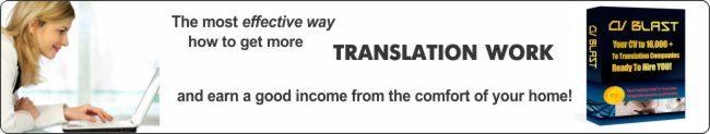 translation CV campaign